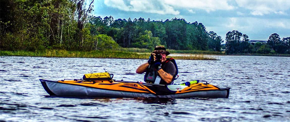 Amabassador Dale Paddles Florida